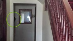 Ghostly figure spotted on real estate listing photo