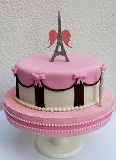 Paris Cake by Violeta Glace