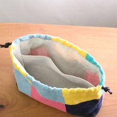 これだけでも持てちゃう!双子巾着 できました! | 神戸 手作りお洋服・布雑貨 chiocchio(キヨキヨ。)のまいにちのコト