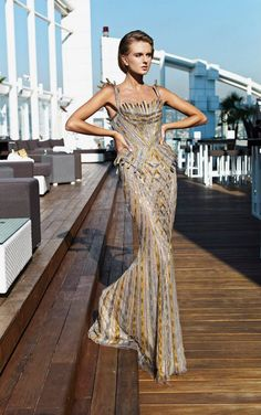 Ziad Nakad 2014 Spring Couture Collection