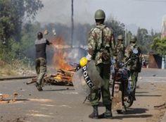 #Terror #attacks hits #Kenya again