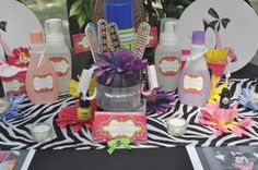 Moodylicious & A Lil Something To Remember Launch Party !!! - spa pamper party