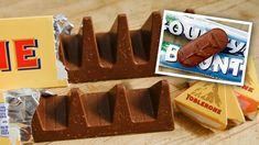 Toblerone Bounty... - So machen Sie die Klassiker selbst - http://ift.tt/2hkZqLp #news
