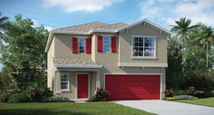 Riverbend West Estates Homes The  Concord  2,560 sq. ft. 6 Bedrooms 3 Bathrooms 2 Car Garage 2 Stories Ruskin Fl 33570