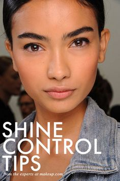 3 expert beauty tips to tame unwanted shine