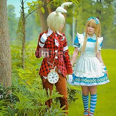 Alice in the Country of Hearts Peter White Cosplay Costume