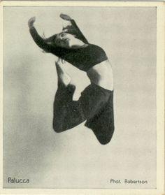 Hans Robertson- Gret Palucca, 1920s