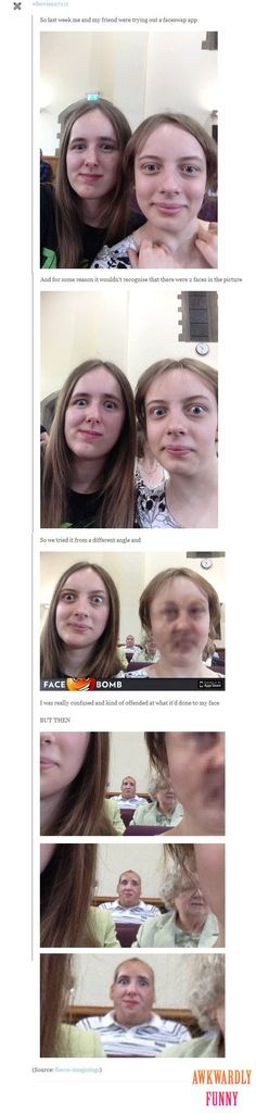 Lawl.. you will love this! Face Swap