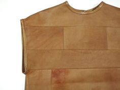 Yakampot Honey Leather Vest