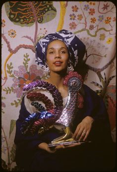 One of the worlds greatest dancers, Carmen De Lavallade.