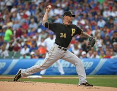 May 17, 2015 — Pirates 3, Cubs 0 (Photo: Getty Images)