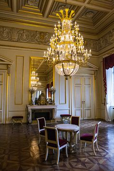 Brussels Royal Palace interiors