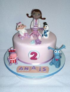 Doc McStuffins for Anais