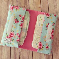 The perfect, practical, diaper clutch for the style conscious parent!