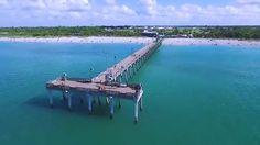 Christmas Eve at the beaches around Sarasota, including Nokomis and Venice #drone  #video #dji #inspire2 #uav #usingdrones