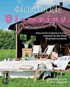 Oooo this looks like my sort of book! #handmade #glamping #camping