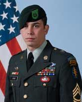 FORT CARSON, Colo.  (USASOC News Service, Sept. 14, 2011) – A Special Forces Soldier assigned to the 10th Special Forces Group (Airborne) was killed in action in Afghanistan, Sept. 13.    Master Sgt. Danial R. Adams, assigned to 1st Battalion, 10th SFG (A) in Stuttgart, Germany, was killed in an intense firefight with insurgents.     Adams, 35, a native of Oregon, joined the Army in 1995 as an infantryman, where he served with distinction as a team and squad leader while stationed at Fo...