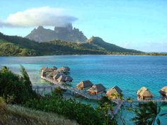Bora Bora, French Polynesia, someday?