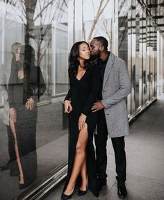 What is Love and Marriage? – Love and Intimacy Black Love Couples, Cute Couples, Engagement Couple, Engagement Shoots, Elegant Engagement Photos, Engagement Pictures, Couple Posing, Couple Shoot, Couple Noir
