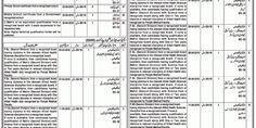 Jinnah Hospital Lahore jobs Feb 2016