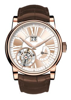 Roger Dubuis Set to Relaunch Hommage Collection at SIHH 2014 - Hautetime <3
