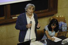 Il prof. Giulio Peruzzi introduce #italy4science a #Padova