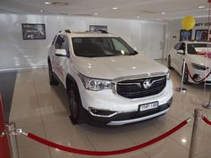 The new Holden Acadia LTZ - an all new revolutionary SUV now available from Golden West Holden & HSV in Dubbo, NSW, Australia Call James on 68821011 for more info or visit the website below 7 Seater Suv, Holden Australia, Website