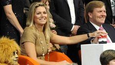 Willem-Alexander en Maxima openen Cinekid festival