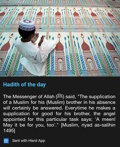Hadith of the day Islam Beliefs, Islam Hadith, Islam Religion, Islam Quran, Alhamdulillah, Hadith Quotes, Quran Quotes, Quran Sayings, Wisdom Quotes