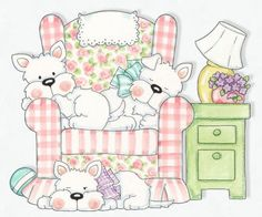 Dog And Puppies Quotes cute sleepy Westies.this would make an adorable card focal point.just print it out and voila!Dog And Puppies Quotes cute sleepy Westies.this would make an adorable card focal point.just print it out and voila! Homemade Dog Toys, Beaded Dog Collar, Collar Chain, Collar Necklace, Dog Training Treats, Cute Animal Illustration, Cute Clipart, Best Dog Breeds, Illustrations