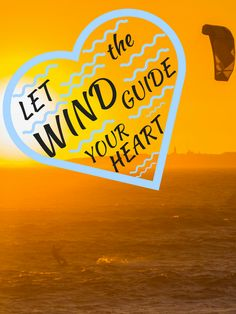 Kitesurfing - Let the Wind guide your Heart. Kitesurfing is more than a sport, it is a lifestyle