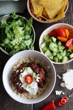 Chilli Con Carne – Curly's Cooking