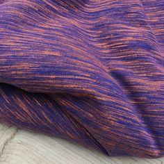 Jersey - Wildly Purple - Per 1/2 Yard