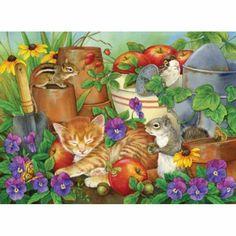 Jane Maday - Let Sleeping Kittens Lie - 1500