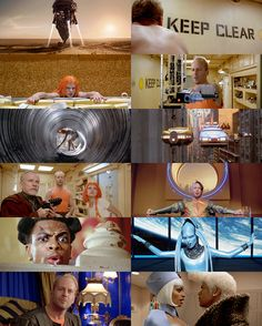 Everything you create, you use to destroy. The Fifth Element
