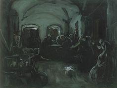 .:. Γύζης Νικόλαος – Gyzis Nikolaos [1842-1901]  Το κυνηγητό του κόκκορα