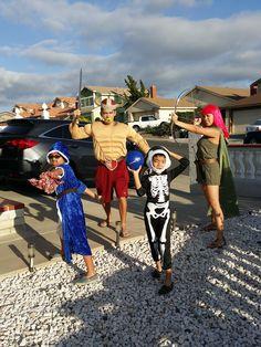 Clash of Clans Wizard Costume - costumes | Pinterest - Tovenaar ...