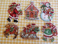 Dimensions-Christmas Ornaments