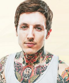 My favorite tatted up man <3