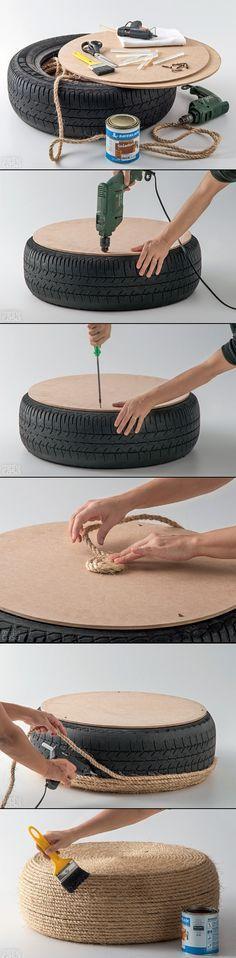 Si un jour j'ai un pneu et de la corde...                                                                                                                                                     Plus