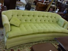 """""""The celery couch."""" One of our very favorites :)"""