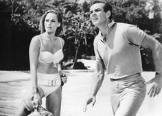 Ursula Andress à Laughing Water