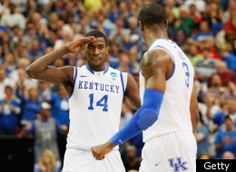 Michael Kidd-Gilchrist and the Wildcats take their show to New Orleans and the Final Four of the NCAA Tournament.