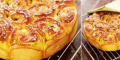 Butterkaka med saffran - Recept - Kungsörnen