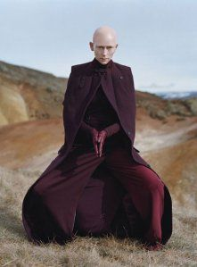 Planet Tilda  @TildaSwinton #TimWalker #queer #malesoulmakeup #WMagazne #fashion