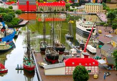 Legoland Billund, DK