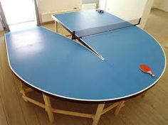 table tennis shaped hotel - Google Search