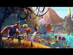 "CGI VFX Showreels HD: ""Character Animation Reel"" - by John Vassallo (+pl..."