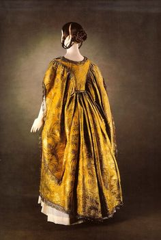 Supertunica worn by Queen Victoria at her coronation, June 28, 1838.