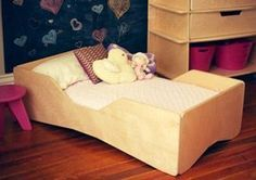 Aero Toddler Bed by Sodura — Family Find
